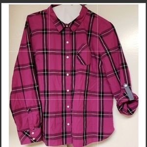 Tommy Hilfiger | NWOT Checkered Shirt | XL